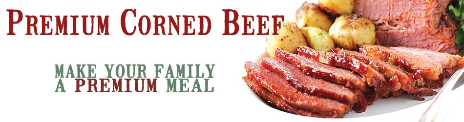 Premium Corned Beef