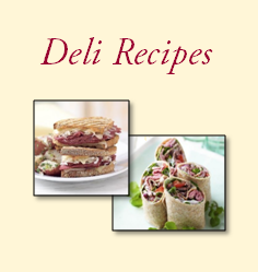 Old Neighborhood Foods Deli Recipes