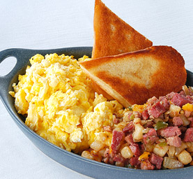 Corned Beef Breakfast