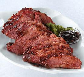 Brown Sugar & Ginger Glazed Corned Beef  • Old Neighborhood Foods