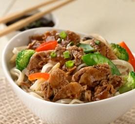 Pork stir fry recipe noodles
