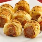 italian sausage hors