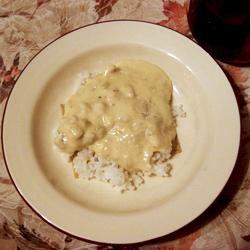 Orsi's Cheesy Chicken & Rice Gumbo Rumbo