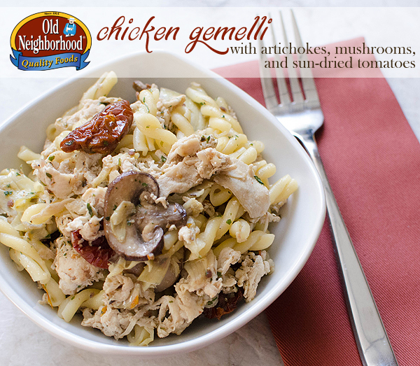 Chicken- Gemelli • Old Neighborhood Foods