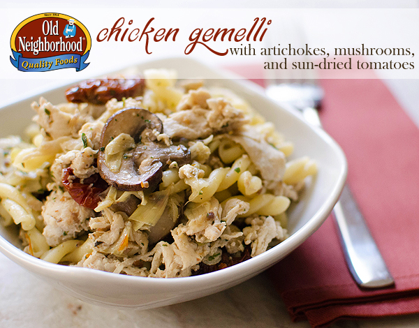 Chicken Gemelli • Old Neighborhood Foods